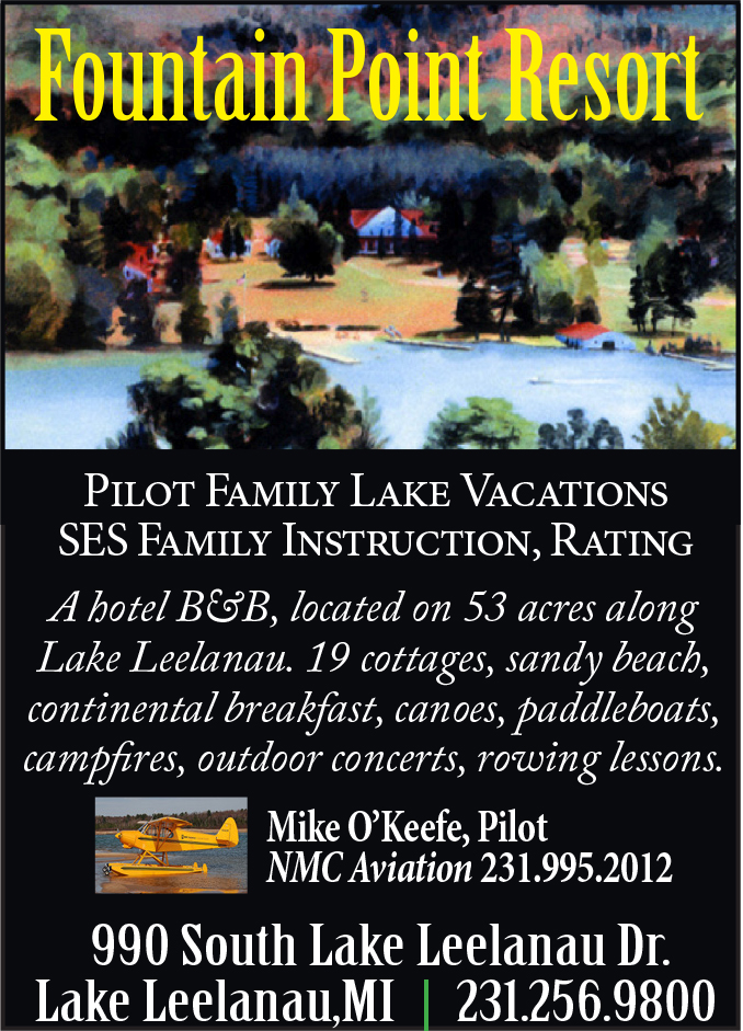 Seaplane Pilot Family Lake Vacations Ses Family